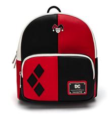 Loungefly Dc Comics Classic Harley Quinn Mini Backpack - New