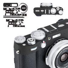 Anti-Scratch 3M Camera Body Lens Cap Skin Protector Film Cover fr Fujifilm X100V