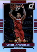 2014-15 Donruss Stat Line Career #120 Chris Andersen /51