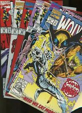 Wolverine 60,61,62,63,64,65,66 * 7 Book Lot * Marvel Comics! Super Hero! X-Men!