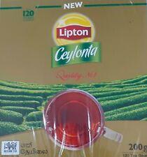 Lipton Ceylonta Pure Ceylon Tea Bopf Sri Lanka Black Tea 100 tea bags 200g