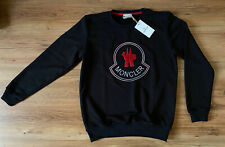 Brand New Casual Black Fleece Jumper Size XL