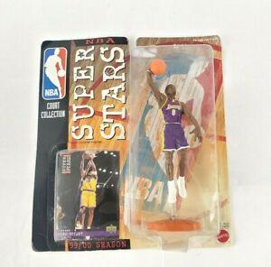 Mattel NBA Basketball Superstars Kobe Bryant 1999 action figure SEALED