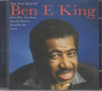 "Ben E King ""The Very Best Of.."" NEW & SEALED CD 1st Class Post From The UK"