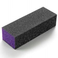 El borde 3-Way púrpura Bloques de Lijado/Pulido x2 60/100 Grit Sameday Despacho
