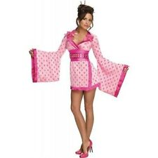 Secret Wishes Womens Playboy Geisha Costume, Pink, X-Small