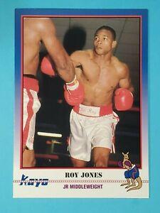 1991 Kayo RC Roy Jones Jr #116 🥊