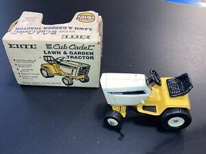 1/16 Ertl Cub Cadet International 682 Tractor Limited Edition Yellow WhiteMINT!