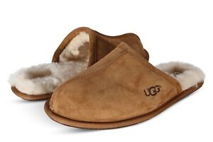 UGG Scuff Men's Slippers Chestnut 1101111-CHE