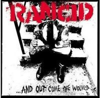 RANCID - AND OUT COME THE WOLVES: 20TH ANNIVERSARY   VINYL LP NEW