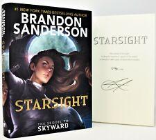 ✎✎SIGNED LTD 1st Print/Ed✎✎ Starsight by Brandon Sanderson ( Rhythm of War) NEW