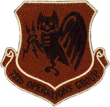 USAF 732nd OPERATIONS GROUP PATCH - DESERT