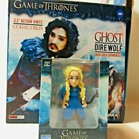 GAME OF THRONES DAENERYS TARGARYEN Original 2/12 Action Vinyls 3.5in Mini Figure