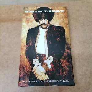 Thin Lizzy - Vagabonds Kings Warriors Angels 4xCD Boxset Excellent condition