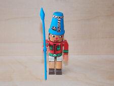 Rundkörperfiguren 2  EU  80er Jahre  Soldat mit Lanze (2-teilig)