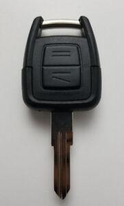 Holden Astra TS2 transponder key complete HU46 RK203 ID40 2003 - 2005