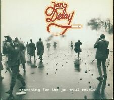 Jan Delay - Searching For The Jan Soul Rebels Digipack Cd Perfetto