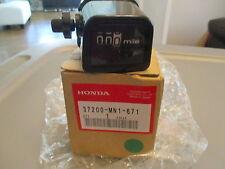 NOS Honda OEM Trip Meter Assembly 1988-2004 XR250 1996-2004 XR400 37200-MN1-671