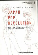 Japan Pop Revolution Michiko Mae Scherer Mangas ...