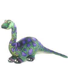 "Melissa & Doug Dinosaur Plush Jumbo Standing Bendable Brachiosaurus 40"" Long"