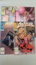 Dazzler - Issues #26 #27 #28 #29 #30 - Marvel Comics - 1983