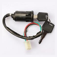 off Road Motorcycle 4 Wire Ignition Switch Lock for Scooter ATVs Dirt Bike
