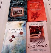 Lot of 4 Christian Based Romance Books - 4 Novellas In 1 (Lot D) - Paperback
