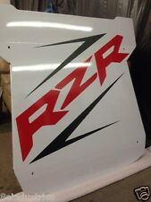 ***Large Polaris RZR Sticker / Decal  - Red and Black***