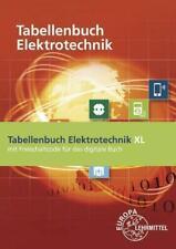 Tabellenbuch Elektrotechnik XL von Gregor Häberle (2020, Taschenbuch)