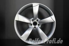 Original Audi A8 4H Einzelfelge 4H0601025AD/AC 21 Zoll R1A-E183