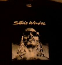 Stevie Wonder Superstition Jamband/Funk/R&B.     Black tshirt XXL