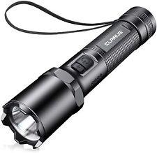 KLARUS EP10 1000 Lumen 10W LED Bright Type-C Rechargeable Tactical Flashlight