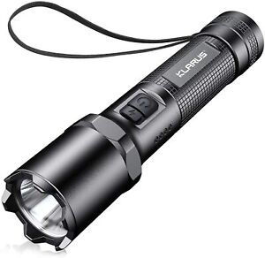 KLARUS EP10 1000 Lumen 10W LED Bright Type-C Rechargeable Tactical Flashlight