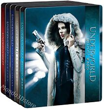 UNDERWORLD - COLLEZIONE COMPLETA STEELBOOK (5 BLU-RAY) con Kate Beckinsale