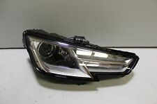 2017 2018 2019 AUDI A4 RIGHT PASSENGER SIDE HALOGEN HEADLIGHT OEM