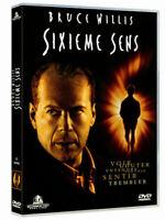 DVD : Sixième sens - Bruce Willis - NEUF