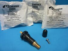 20 TPMS Sensor Service Kit Schrader Replace GMC OEM# 25920615 Snap-In Valve