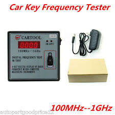 Universal Auto Car IR Infrared Wireless Remote Key Frequency Tester 100MHz-1GHz