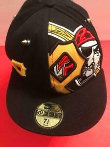 Pittsburg Pirates New Era Wool Fitted Genuine MLB Hat Cap 59FIFTY