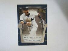 2004 Flair Collection Row 1 # 59 Derek Jeter Card New York Yankees (B18) #44/100