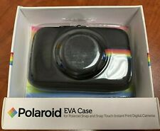 New Polaroid Eva Case for Polaroid Snap Instant Print Digital Camera Black