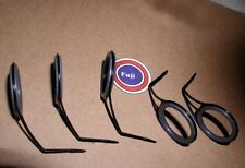5 Fuji Blvlg Blk/Grey # 30 Hardloy Speed Guide:Rod Building,Repair;Single Foot
