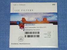 Lee Wratten Kamera Filter  100x100  81D
