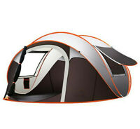 5-8 people Camping Tent Family Multi-Functional Outdoor Automatic Tent Pop Up