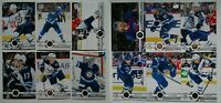 2019-20 Upper Deck UD Winnipeg Jets Series 1 & 2 Team Set 12 Hockey Cards