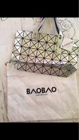 BAO BAO Issey Miyake Tote Designer Fashion Brand Top Handle Bags Handbags