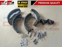 FOR CAMPER TRANSPORTER T3 T25 79-92 REAR BRAKE SHOES FITTING KIT WHEEL CYLINDERS