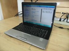 Compaq CQ50 Laptop For Parts Posted Bios No Hard Drive *