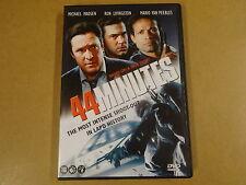 DVD / 44 MINUTES ( MICHAEL MADSEN, RON LIVINGSTON, MARIO VA PEEBLES )