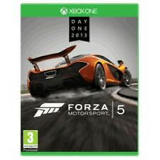 Forza Motorsport 5 Day One Edition XBOX ONE PAL NEW & SEALED